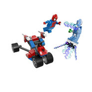 76014 Spider-Trike vs Electro set