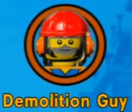 Demolition Guy