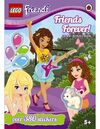 Friends Forever Sticker Activity Book