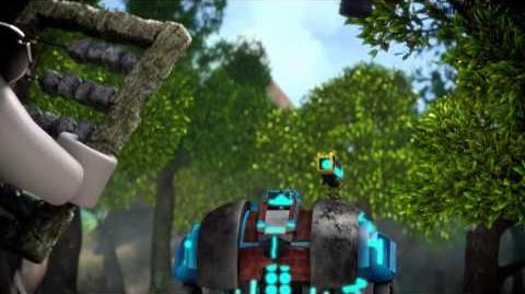 LEGO CHIMA - L'attaque des pommiers