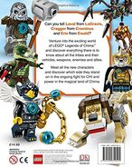 Legends of Chima Character Encyclopedia 1