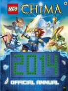 Legends of Chima Official Annual 2014