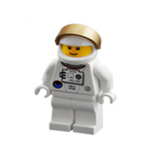 Male Astronaut