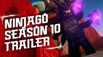 Ninjago - Season 10 Trailer