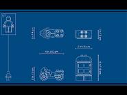 10900 La moto de police 4
