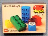 1600 Mini-Building Set