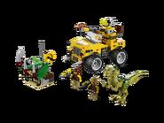 5884 La poursuite du Vélociraptor