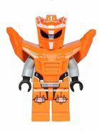 70705 Oranger Roboter