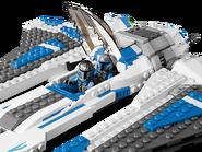 9525 Pre Vizsla's Mandalorian Fighter 2