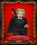 Carte Lucius Malefoy-10217