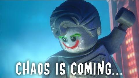 Official LEGO® DC Super-Villains Teaser Trailer
