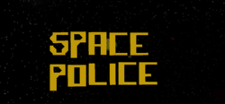 Space Police Logo