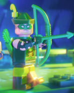 TLBM Green Arrow