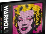 31197 Andy Warhol's Marylin Monroe