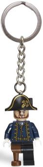 Barbosa keychain