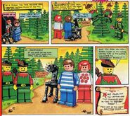 Bricks n Pieces Spring 1988 Robin Hood