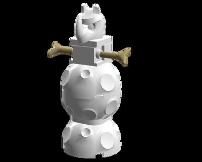 Case 14 Rhino de neige