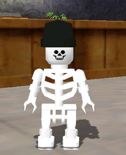 Gnarly Bones IXS