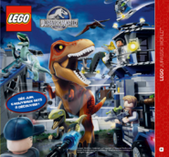 Jurassic World Catalogue 2015