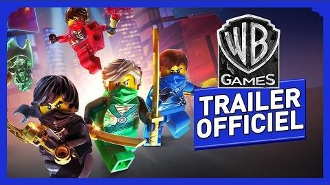 LEGO Ninjago - L'Ombre du Ronin - Bande Annonce Trailer de Lancement!