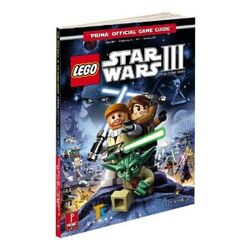 LEGO Star Wars III The Clone Wars Prima Guide