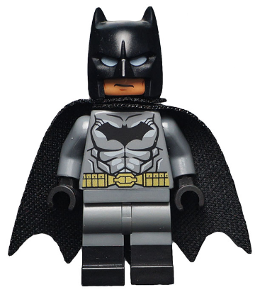 Batman Minifigure Brickipedia Fandom