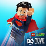 Superman DCEU Poster