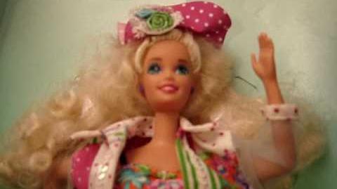 """Teen Talk RARE """"Math Class is Tough"""" Barbie! Working!"""