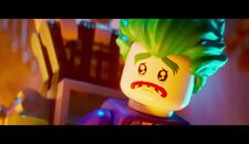 The LEGO Batman Movie BA-Joker blessé