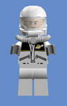 White Explorer Captain