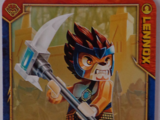 List of Legends of Chima Cards