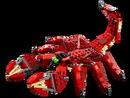 31032 Les créatures rouges 4