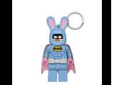 5005317 Porte-clés lumineux Batman lapin de Pâques