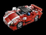 5867 La voiture de rallye