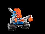 70310 Le chariot de combat de Knighton 3
