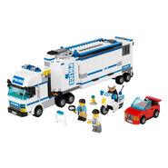 7288 L'unité de police mobile