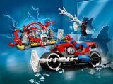 76113 Le sauvetage en moto de Spider-Man