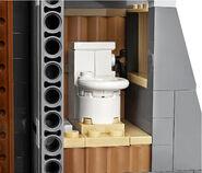 Jurassic Park Toilet