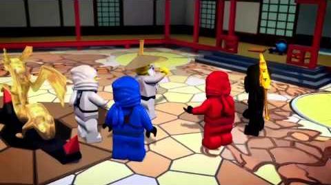 LEGO Ninjago Épisode 1 2012 La légende des serpents