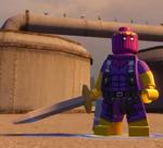 Lego baron zemo