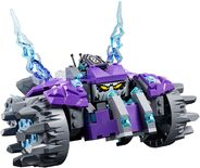 Rumble Nexo Knights