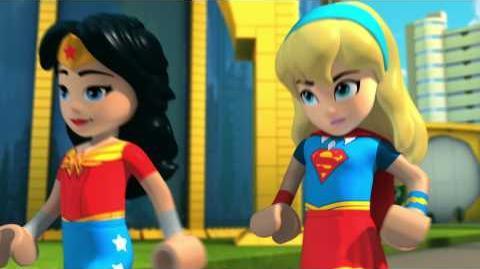 LEGO DC Super Hero Girls Rêve ou Réalité (VF)