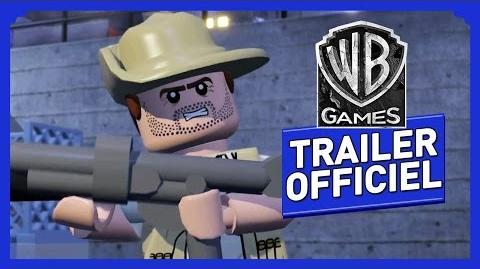 LEGO Jurassic World - Bande Annonce Trailer Officiel