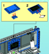 LEGO SpongeBob SquarePants - Karen the Computer Instructions
