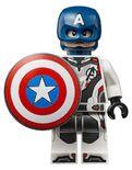 Lego Captain America Endgame