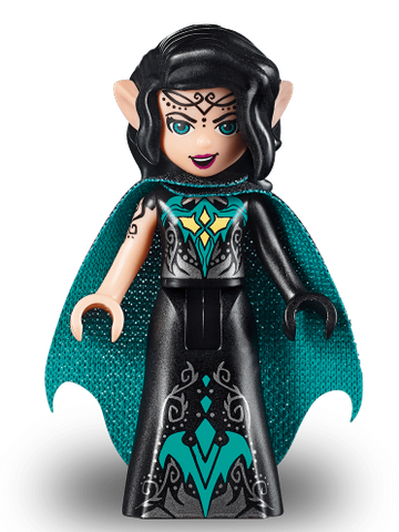 NOCTURA with Staff from set 41194 Noctura/'s Tower New Lego Elves MiniFigure