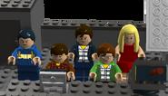 The Big Bang Theory set 3 (Experiment)