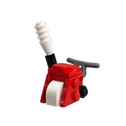 15-Snow thrower