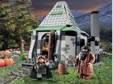 4754 La cabane de Hagrid