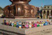 71012 Disney Minifigures Series a
